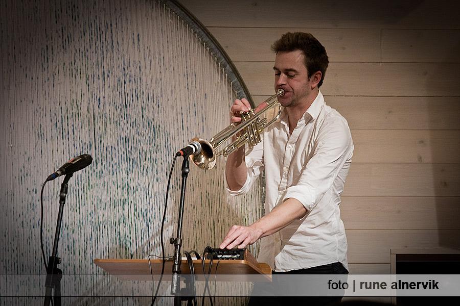 Gunnar Halle, trumpet/elektronik