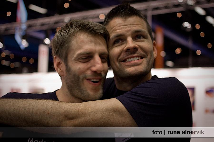 Patrik och Anders