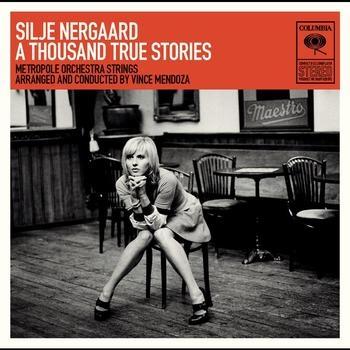 Silje Nergaard - A Thousand True Stories. Bilden får inte kopieras, distribueras eller redigeras.