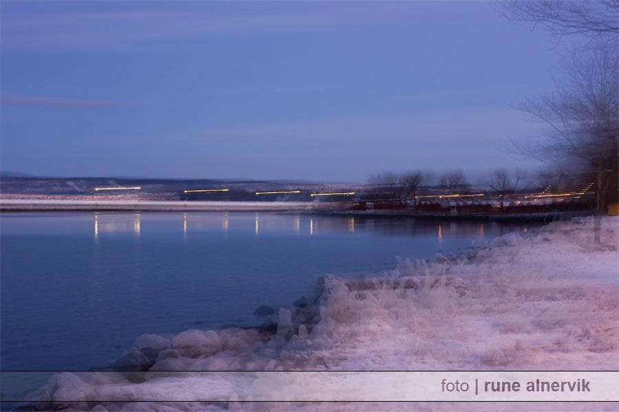 Islandskap vid Jönköpings hamn
