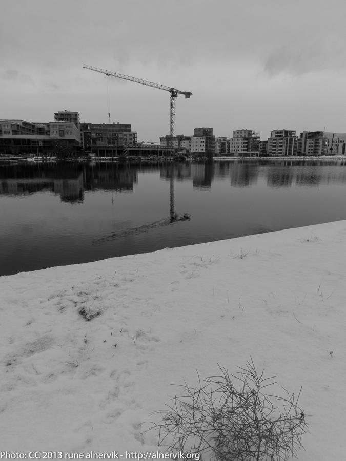 Munksjön, north